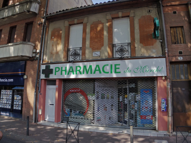 Commercial lease transfer empty room/storage Toulouse 55000€ - Picture 2