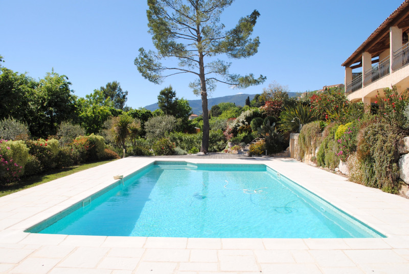 Deluxe sale house / villa Fayence 745 000€ - Picture 2