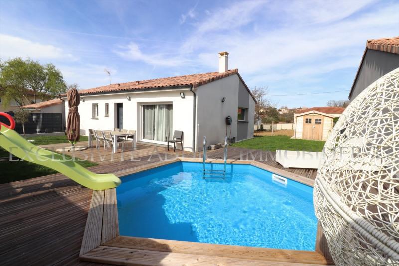 Vente maison / villa Castelginest 357000€ - Photo 1