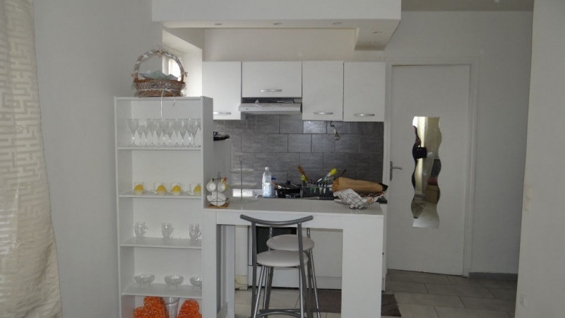 Investment property apartment Cagnes sur mer 78000€ - Picture 1
