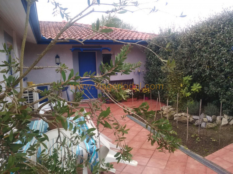 Life annuity house / villa Heugas 85000€ - Picture 2