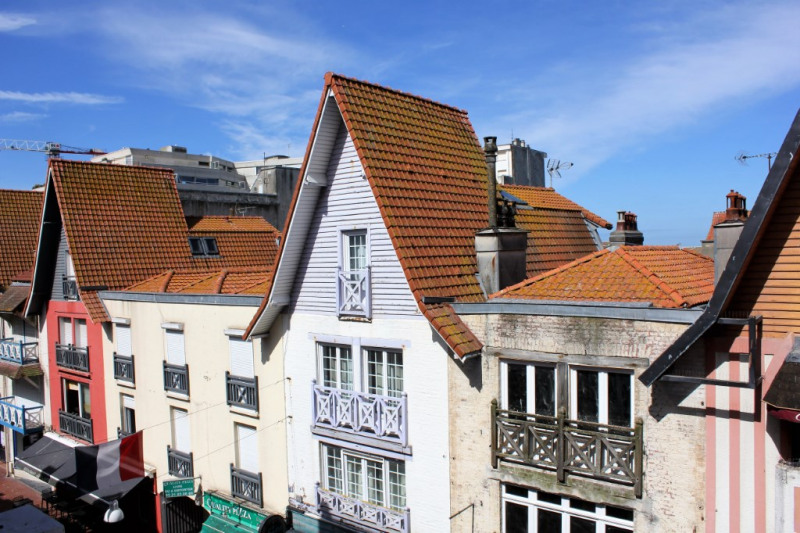 Vendita appartamento Le touquet paris plage 153700€ - Fotografia 12