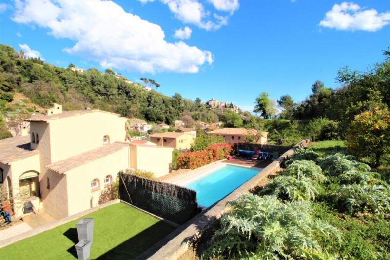 Deluxe sale house / villa Cagnes sur mer 599000€ - Picture 5
