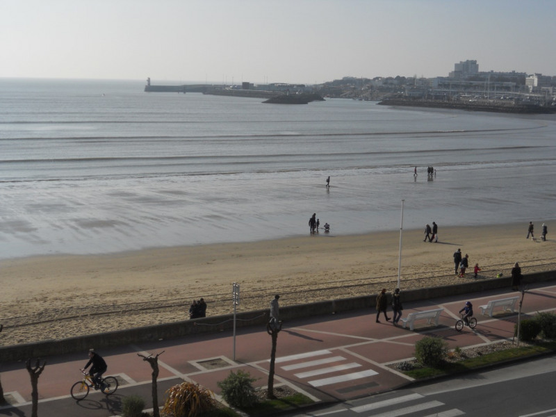 Vacation rental apartment Royan 470€ - Picture 1