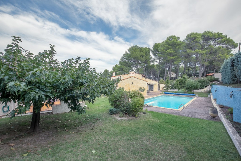 Vente de prestige maison / villa Le puy sainte reparade 895000€ - Photo 1