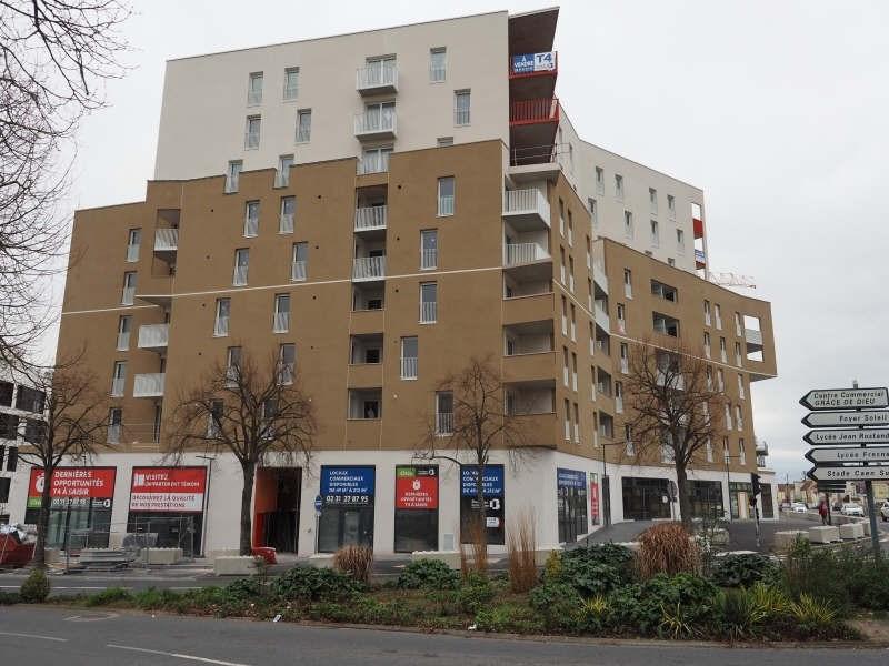 Rental empty room/storage Caen 1350€ HT/HC - Picture 1