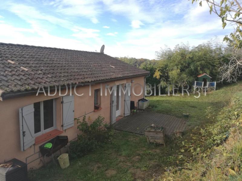 Vente maison / villa Pechbonnieu 263750€ - Photo 1