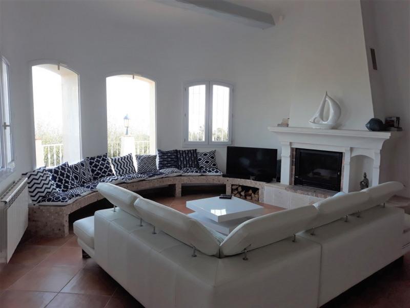 Location temporaire maison / villa Les issambres 2072€ CC - Photo 5