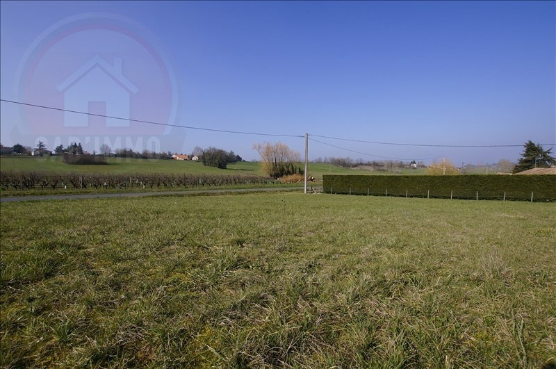 Vente terrain Flaugeac 25 500€ - Photo 1