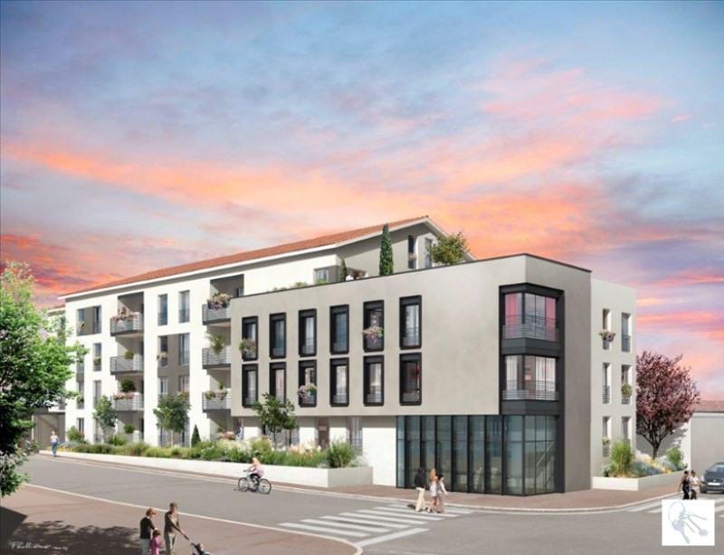 Revenda edifício Vienne 142000€ - Fotografia 1