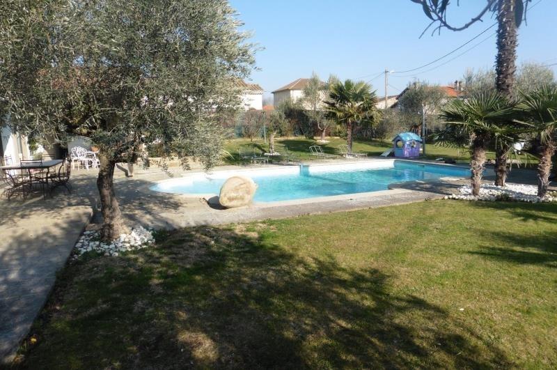 Vente maison / villa Salaise sur sanne 350000€ - Photo 1