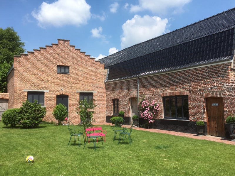 Sale house / villa Steenvoorde 545 000€ - Picture 2