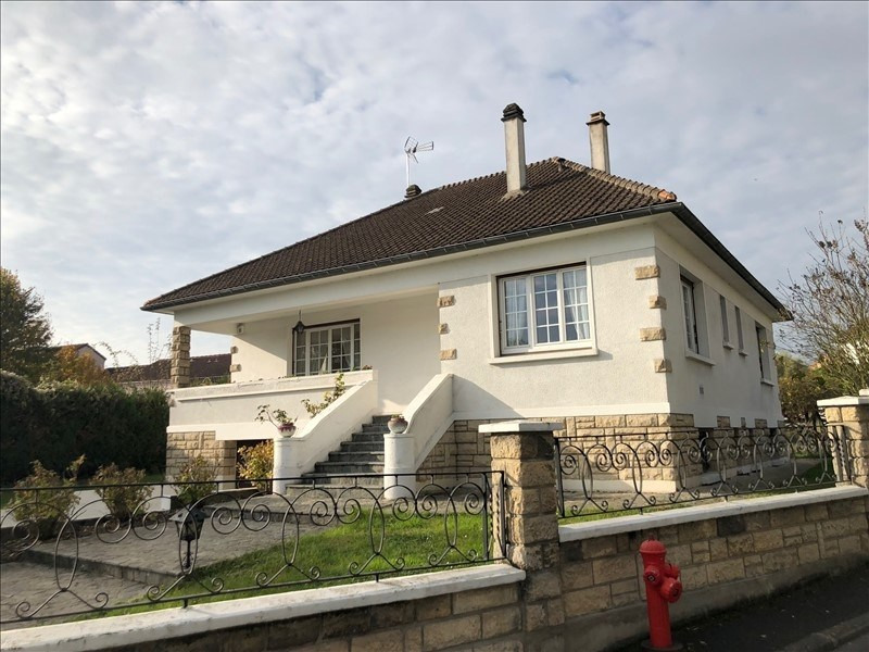 Sale house / villa Montigny les cormeilles 519900€ - Picture 1
