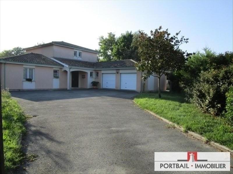 Vente maison / villa St andre de cubzac 443000€ - Photo 1