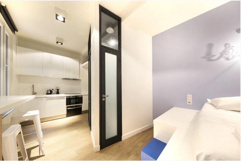 Rental apartment Paris 17ème 1000€ CC - Picture 1