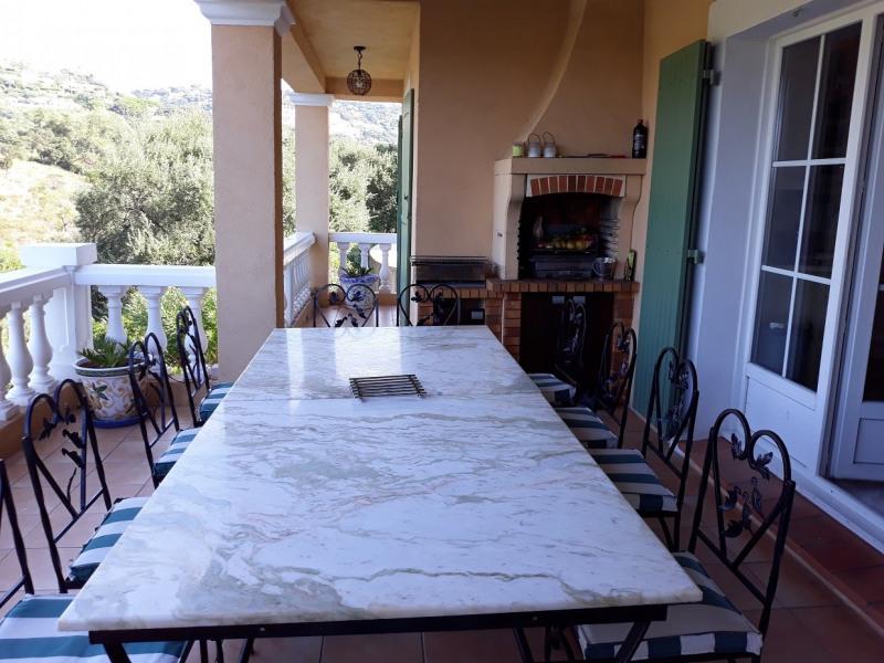 Location vacances maison / villa Sainte maxime 1667,50€ - Photo 9