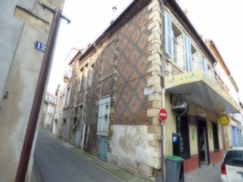 Vente immeuble Moulins 176550€ - Photo 1