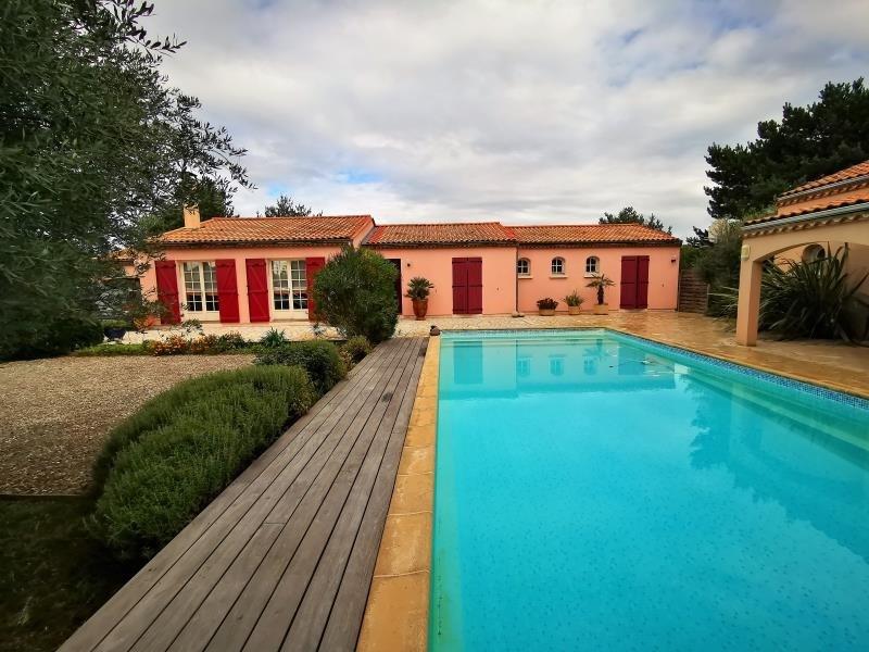Sale house / villa La lande de fronsac 368500€ - Picture 5