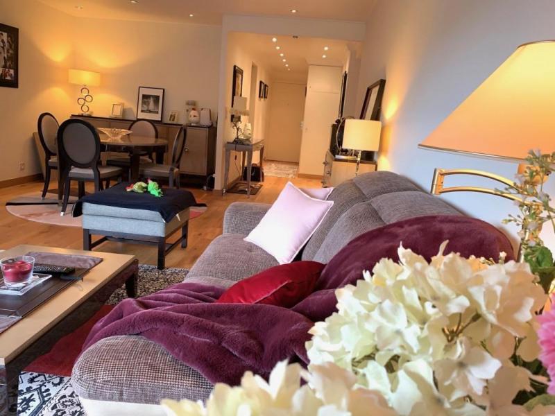 Revenda residencial de prestígio apartamento Deauville 795000€ - Fotografia 2