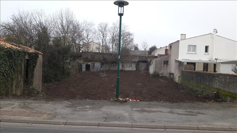 Vente terrain Les clouzeaux 40000€ - Photo 1