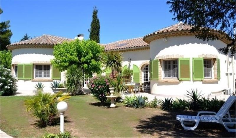 Vente de prestige maison / villa Montbazin 734000€ - Photo 1
