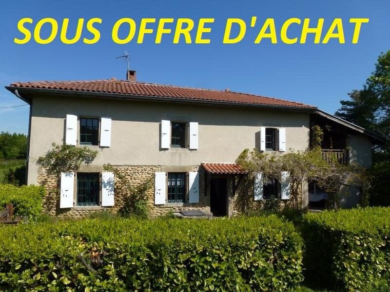 Sale house / villa Hauterives 230000€ - Picture 1