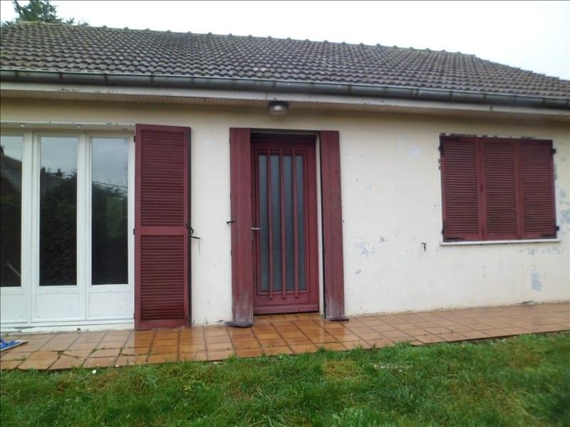 Sale house / villa Peronne 89000€ - Picture 1