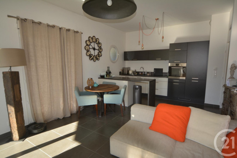 Sale apartment Juan les pins 384 000€ - Picture 5