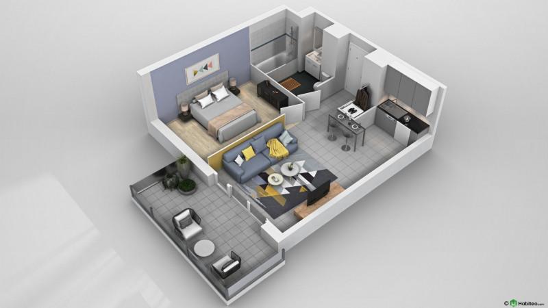 Vente appartement L'union 194000€ - Photo 2