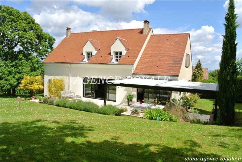 Deluxe sale house / villa Chambourcy 1195000€ - Picture 10