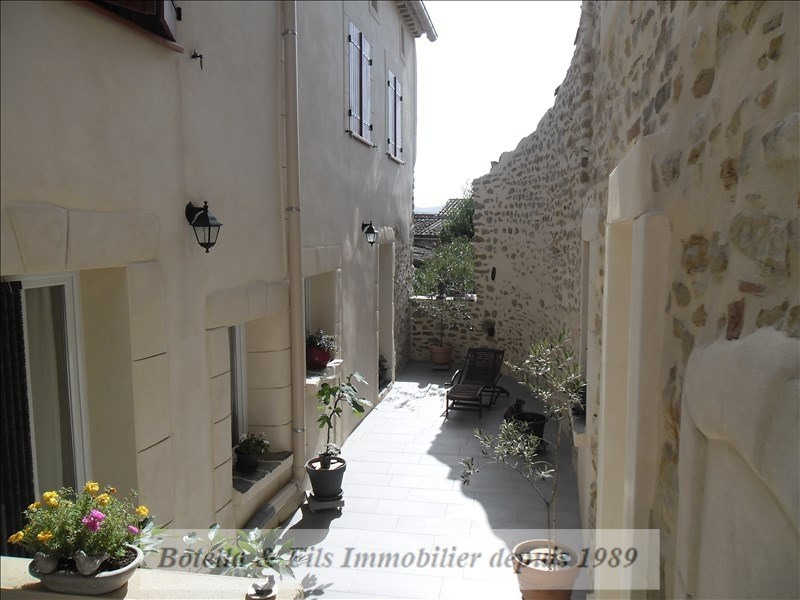 Vendita casa Barjac 199000€ - Fotografia 2