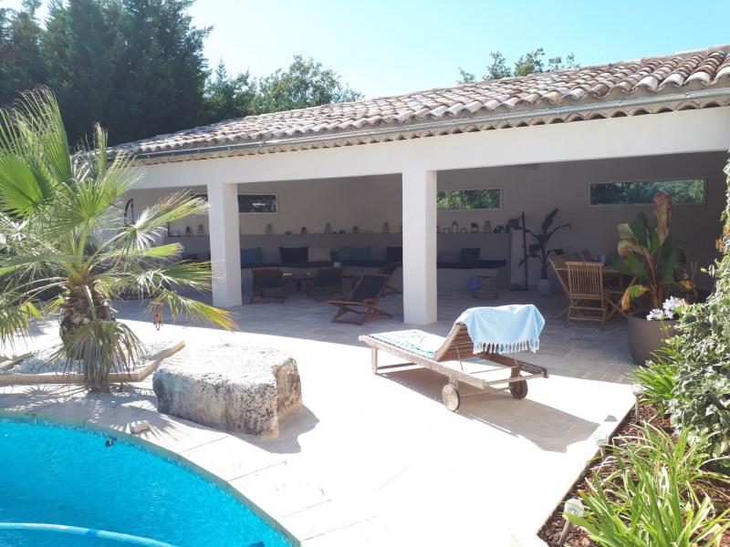 Verkoop  huis Le puy ste reparade 940000€ - Foto 9
