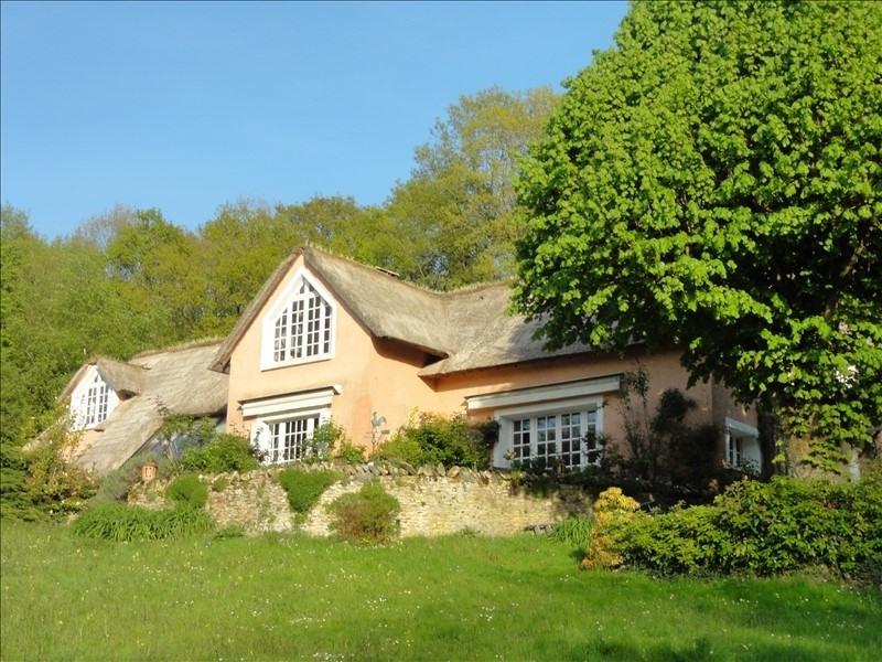 Vente de prestige maison / villa 2'montfort l amaury 892500€ - Photo 1