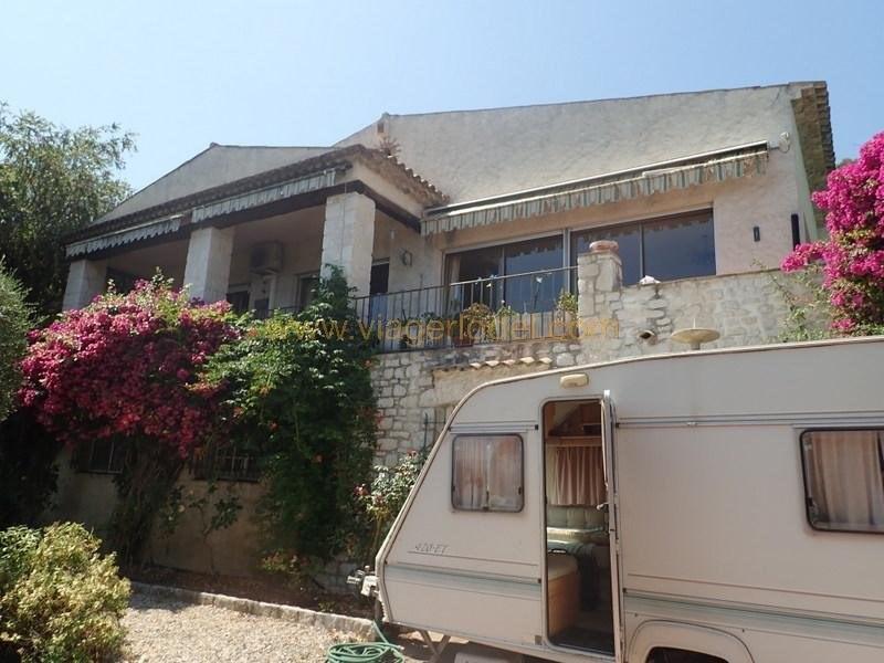 Life annuity house / villa La colle-sur-loup 310000€ - Picture 6
