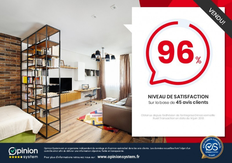 Investment property building Rueil malmaison 1008000€ - Picture 2