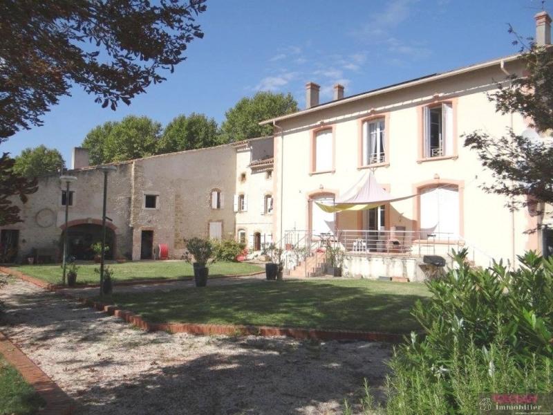 Vente de prestige maison / villa Villefranche de lauragais 575000€ - Photo 2