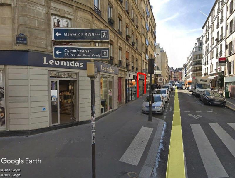 Location boutique Paris 18ème 905€ HC - Photo 3