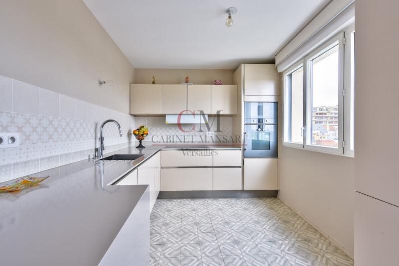 Vente de prestige appartement Saint cloud 1190000€ - Photo 10
