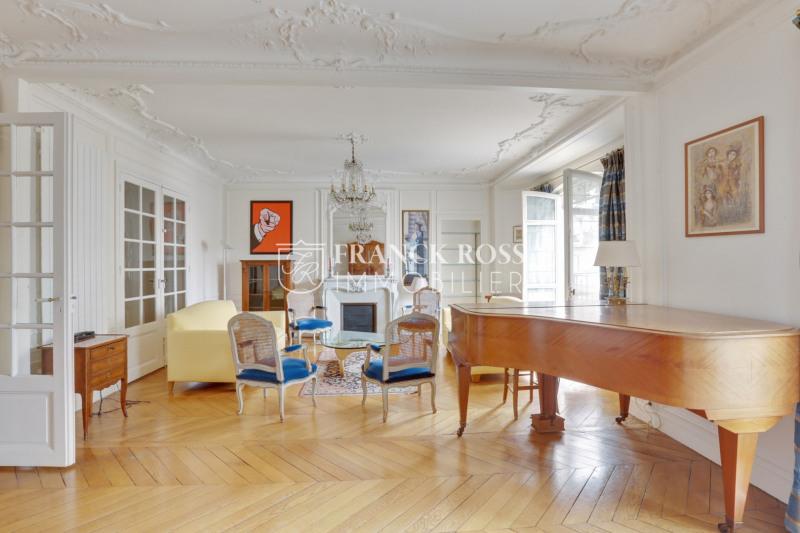 Alquiler  apartamento Paris 7ème 3800€ CC - Fotografía 4