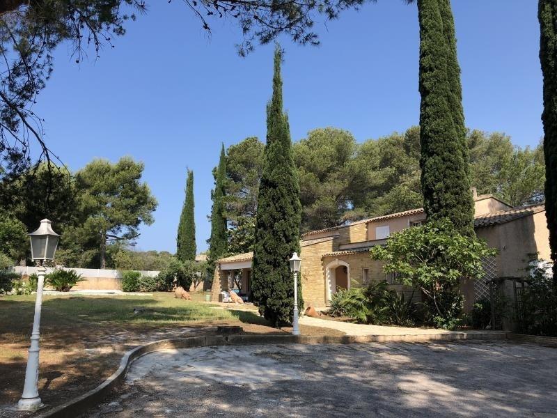 Deluxe sale house / villa La seyne sur mer 879990€ - Picture 1
