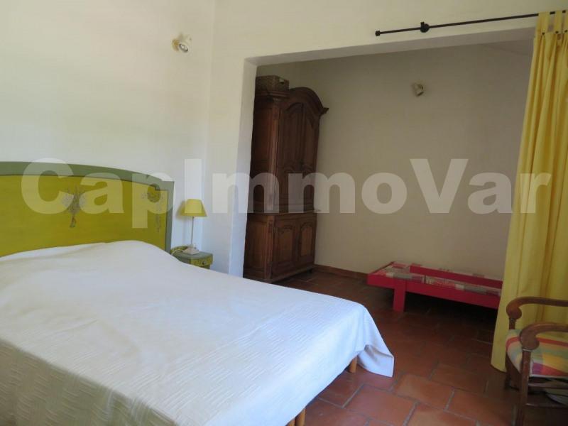 Vente maison / villa Le beausset 495000€ - Photo 8
