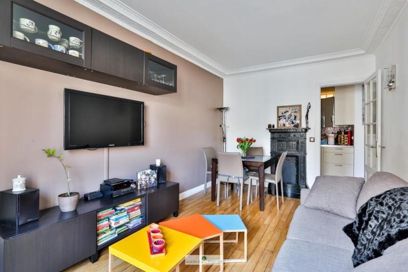 Sale apartment Paris 12ème 465000€ - Picture 3