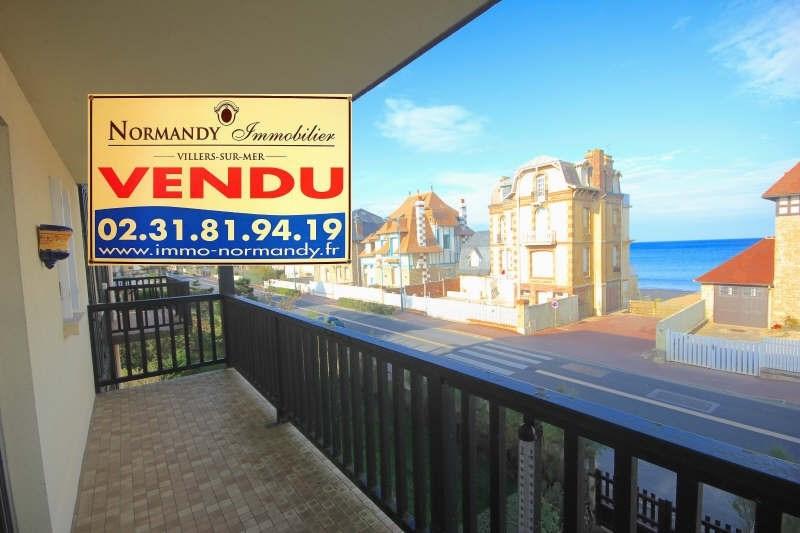 Sale apartment Villers sur mer 88600€ - Picture 1