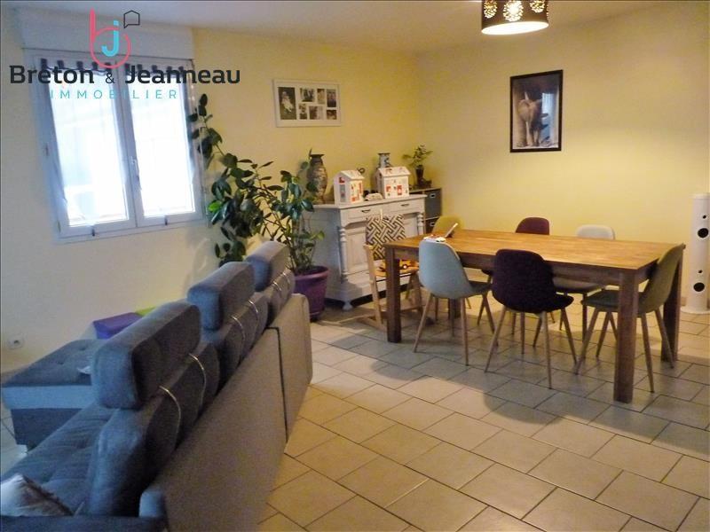 Sale house / villa Chatelain 119500€ - Picture 2
