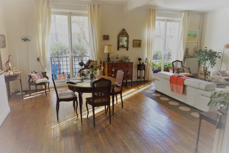 Short-term rental apartment Neuilly sur seine 3000€ - Picture 1