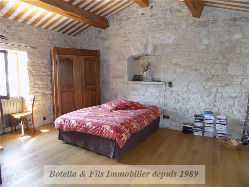 Verkauf von luxusobjekt haus Barjac 489500€ - Fotografie 6