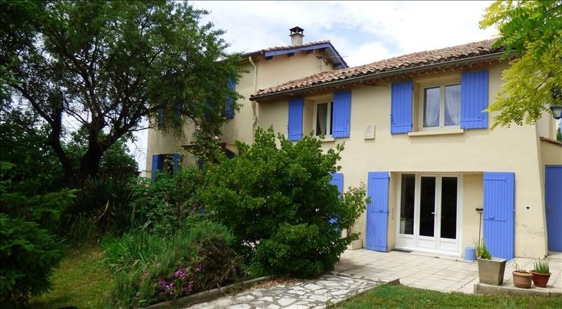 Sale house / villa Sarrians 315 000€ - Picture 1