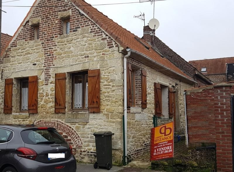 Vente maison / villa Avesnes le sec 65000€ - Photo 1