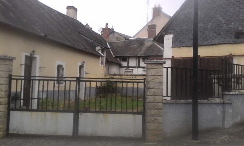 Sale house / villa Ivoy le pre 65000€ - Picture 5