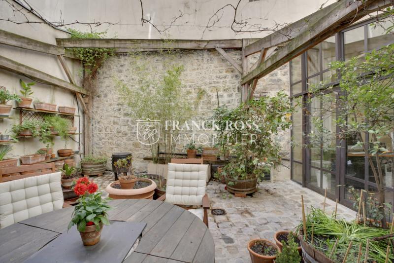 Vente appartement Paris 9ème 1600000€ - Photo 1
